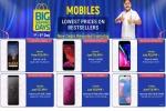 ફ્લિપકાર્ટ મોબાઈલ બોનાન્ઝા ઓફર્સ પ્રીમિયમ સ્માર્ટફોન પર એટ્રેક્ટિવ ડિસ્કાઉન્ટ