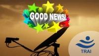 ટીવી વ્યૂઅર્સ TRAI પાસે તમારા માટે એક સારા સમાચાર છે