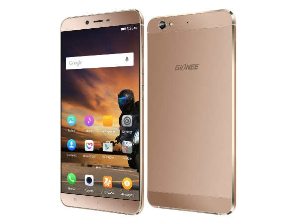 Gionee S6s (Rs. 17,999)
