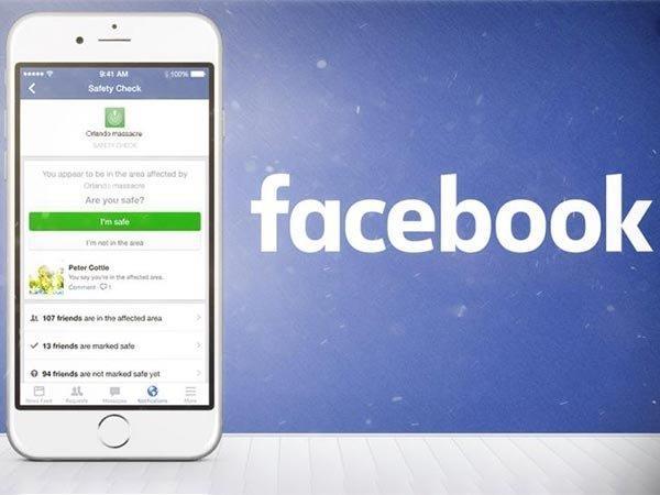 જાણો કઈ રીતે ફેસબુક યુઝર્સ હવે માત્ર એક સ્ટેટ્સ પોસ્ટ કરી અને સેફ્ટી