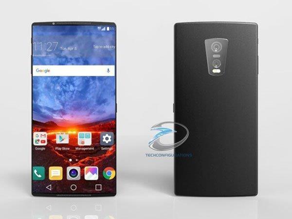 LG G6 ઈન્ટરનેટ પર નવા કોન્સેપટ અને અલ્ટ્રા સ્લિમ ડિઝાઇનથી હિટ