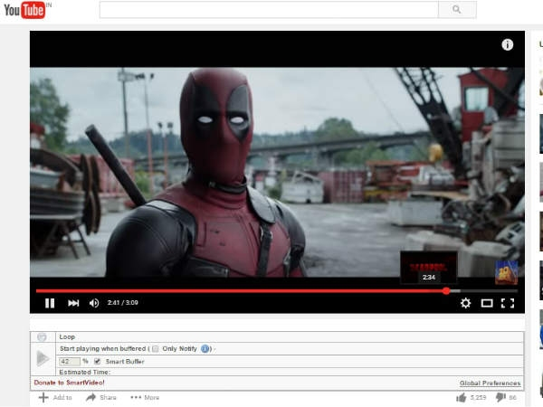 બફરીંગ વગર તમારા PC પર યૂટ્યૂબ વિડિઓઝ ને કઈ રીતે પ્લે કરવા.