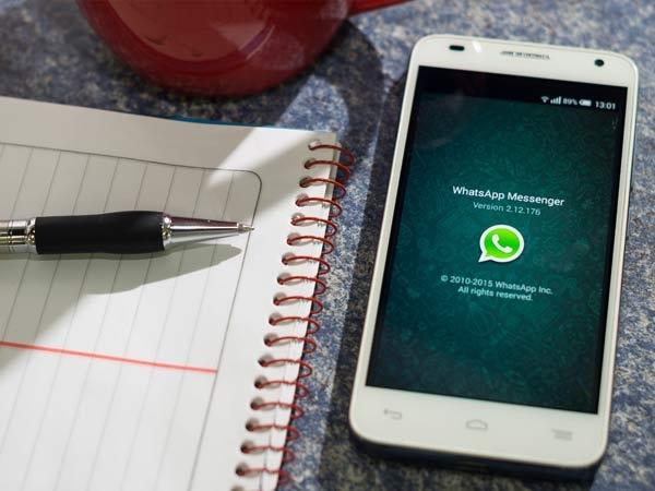 વોટ્સએપ ના ચેટ કન્વર્સેશન ને તમારા એન્ડ્રોઇડ સ્માર્ટફોન પર ટેક્સ્ટ