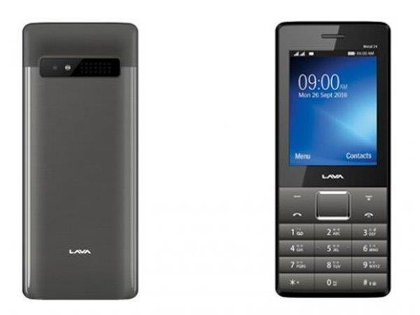 લાવા નો નવો ફોન મેટલ 24, કિંમત 2000 રૂપિયા