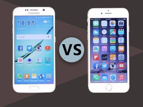 ગેલેક્ષી S8 Vs આઈફોન 8, જાણો કયું ખાનગી કામ કરી રહ્યું છે સેમસંગ?
