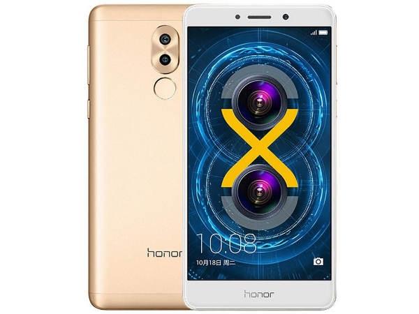 હુવાઈ હોનોર 6X સ્માર્ટફોન જાન્યુઆરી અંતમાં ભારતમાં લોન્ચ થશે.