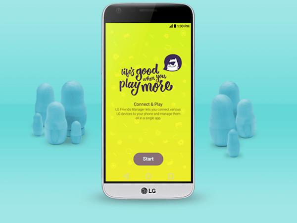 એલજી જી6 સ્માર્ટફોન 10 માર્ચે લોન્ચ થઇ શકે છે.