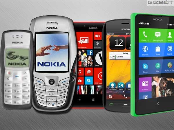 ફીચર ફોનથી સ્માર્ટફોન, ગ્લોબલ માર્કેટમાં નોકિયા માઈલસ્ટોન