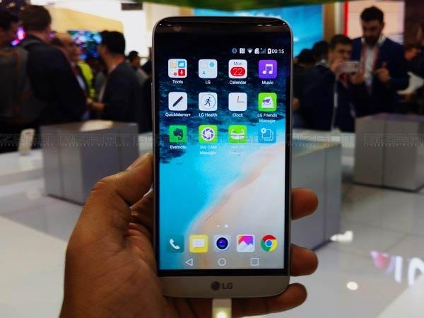 આ એલજી સ્માર્ટફોન, વર્ષ 2017 માં લોન્ચ થઇ શકે છે.