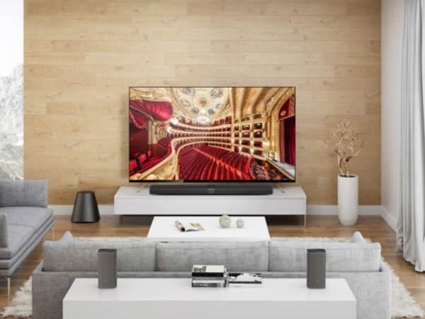 સીઇએસ 2017: શ્યોમી ઘ્વારા મી ટીવી 4, મી રાઉટર અને મી મિક્સ લોન્ચ