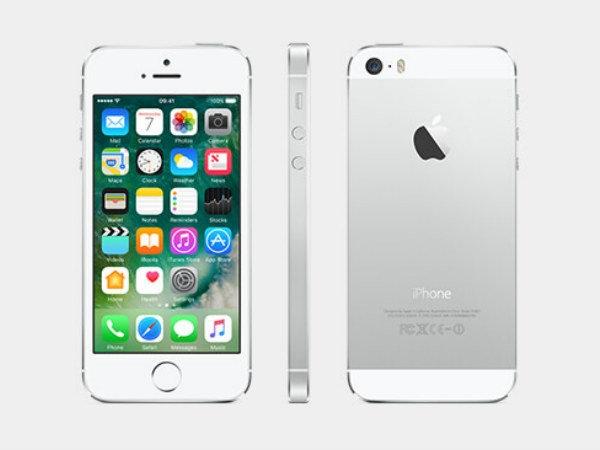 iફોન 5S પર એપલ Rs.6000 સુધીનું કેશબેક આપશે