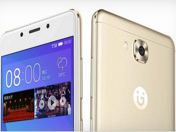 જીઓની F5 સ્માર્ટફોન, 4000mAh બેટરી અને 4 જીબી રેમ સાથે લોન્ચ