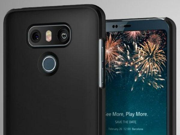 એલજી જી6 સારું પરફોર્મન્સ આપે તેઓ સ્માર્ટફોન હશે.