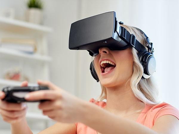 એન્ડ્રોઇડ માટે ની કૂલેસ્ટ VR ગેમ્સ