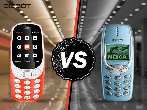 નોકિયા 3310 નવો Vs જૂનો ફોન, જાણો 17 વર્ષમાં કેટલો બદલાયો