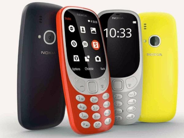 નોકિયા 3310 ડ્યુઅલ સિમ, બીજા એન્ટ્રી લેવલ સ્માર્ટફોન માટે ખતરો