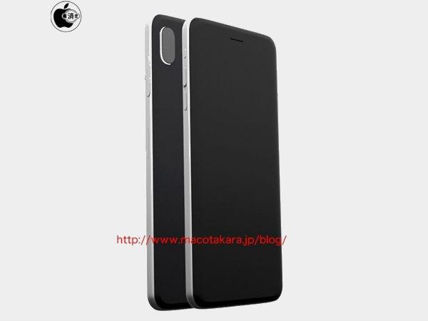 આઈફોન 8 રિપોર્ટ અનુસાર ગ્લાસ સેન્ડવિચ ડિઝાઇન અને OLED ડિસ્પ્લે સાથે