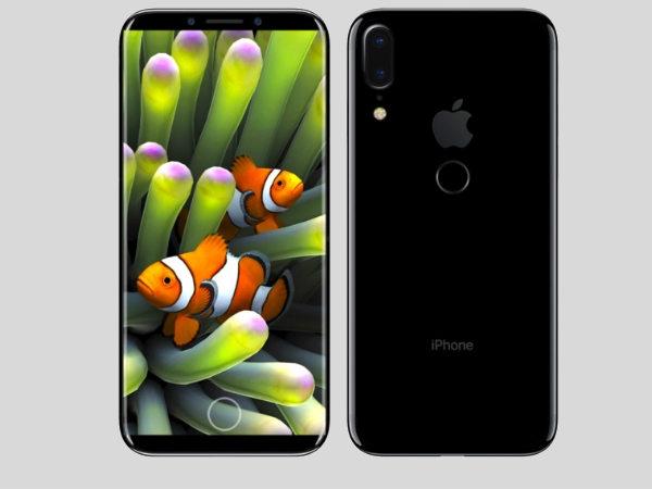 આઈફોન 8, સેમસંગ ગેલેક્ષી એસ8 સ્માર્ટફોનને મળતો આવશે, ડિઝાઇન લીક