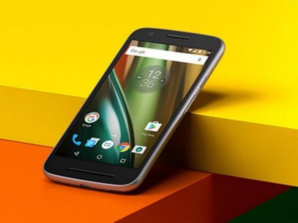 મોટો ઈ4 પ્લસ સ્માર્ટફોન 5000mAh બેટરી સાથે જલ્દી આવશે