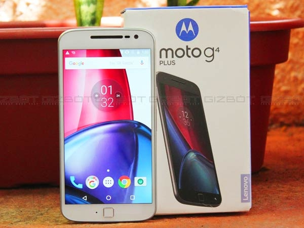 મોટો જી4 પ્લસ સ્માર્ટફોન નોગૅટ અપડેટ યુએસ માં શરૂ