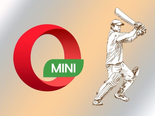 ઓપેરા મીની ઘ્વારા આઇપીએલ માટે નવું ઓપેરા ક્રિકેટ ફીચર લોન્ચ કર્યું