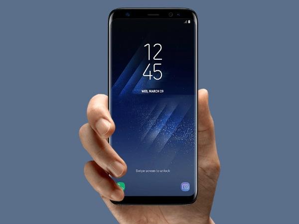 સેમસંગ ગેલેક્ષી એસ8 સ્માર્ટફોન માં આવશે બેસ્ટ ડિસ્પ્લે
