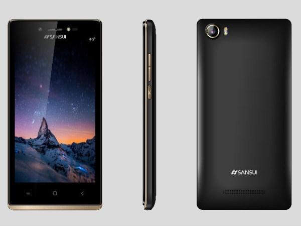 સેનસુઇ હોરિઝોન 1 સ્માર્ટફોન 3999 રૂપિયામાં લોન્ચ