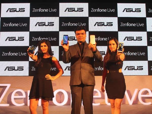 આસુસ ઝેનફોન લાઈવ, રસપ્રદ ફીચર સાથે 9999 રૂપિયામાં લોન્ચ