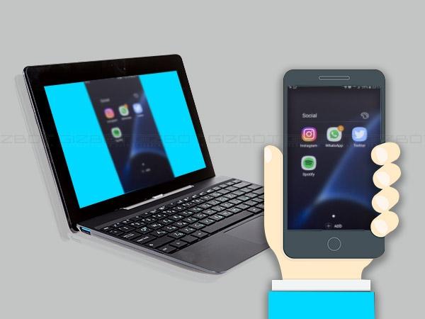 જાણો કોમ્પ્યુટર ઘ્વારા તમારો એન્ડ્રોઇડ સ્માર્ટફોન કઈ રીતે કંટ્રોલ કરવો