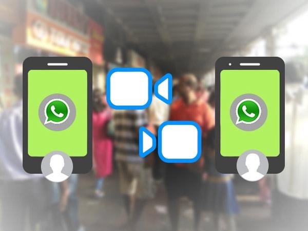 વહાર્ટસપ વીડિયો કોલ કરવામાં ભારત ટોપ પર, રોજ 50 મિલિયન મિનિટ