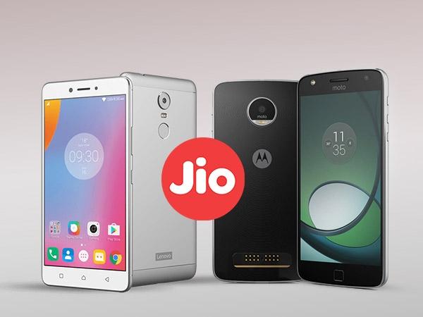 આ મહિનામાં ખરીદી શકાય તેવા લેનોવો અને મોટોરોલા 4G VoLTE સ્માર્ટફોન
