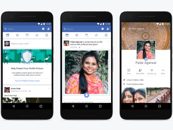 દુરુપયોગ અટકાવવા માટે ફેસબુકે ભારતમાં પ્રોફાઈલ પિક્ચર ગાર્ડ લોન્ચ કર્ય