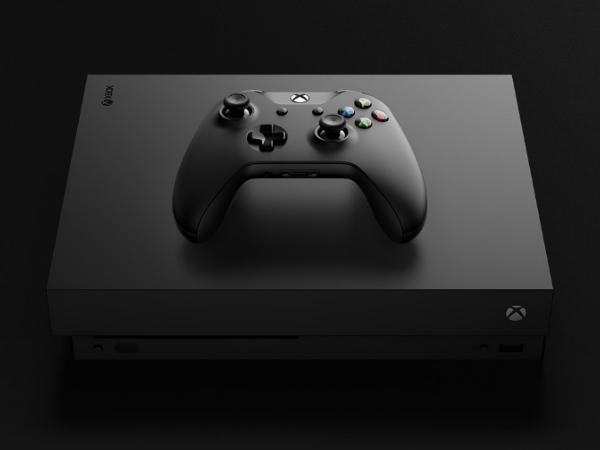 માઈક્રોસોફ્ટ Xbox વન એક્સ જાહેરાત: સૌથી શક્તિશાળી ગેમિંગ કન્સોલ