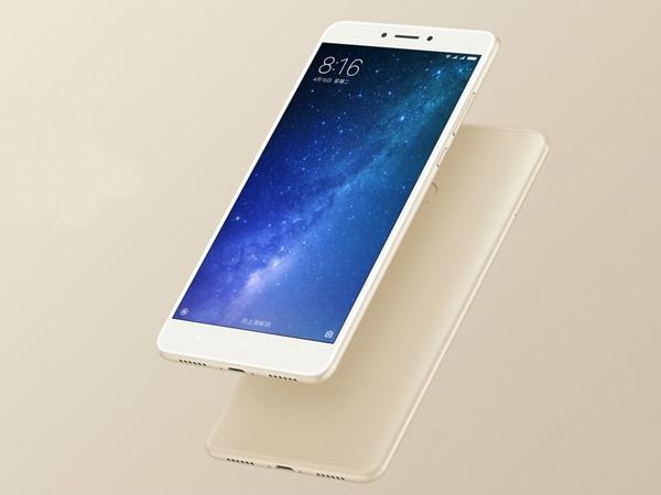 શ્યોમી મી મેક્સ 2 અને બીજા લાર્જ સ્ક્રીન સ્માર્ટફોન