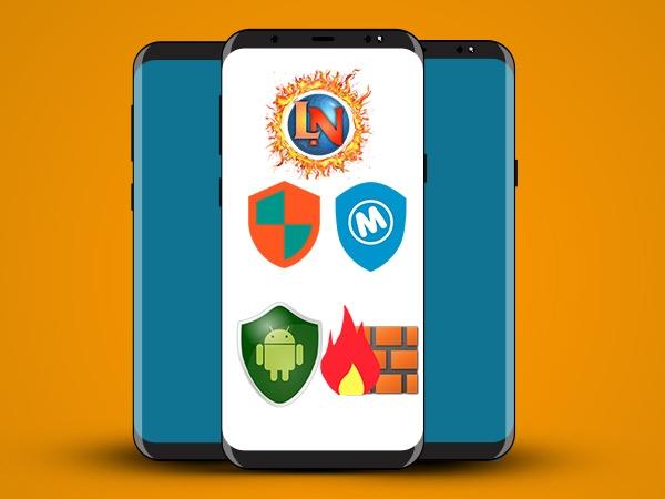 નોન રુટેડ Android ઉપકરણો માટે 5 શ્રેષ્ઠ ફાયરવોલ એપ્લિકેશન્સ