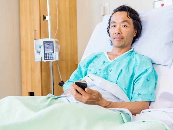 દર્દીની રિકવરી સ્થિતિને ટ્રૅક કરવા માટેની એપ્લિકેશન લોન્ચ