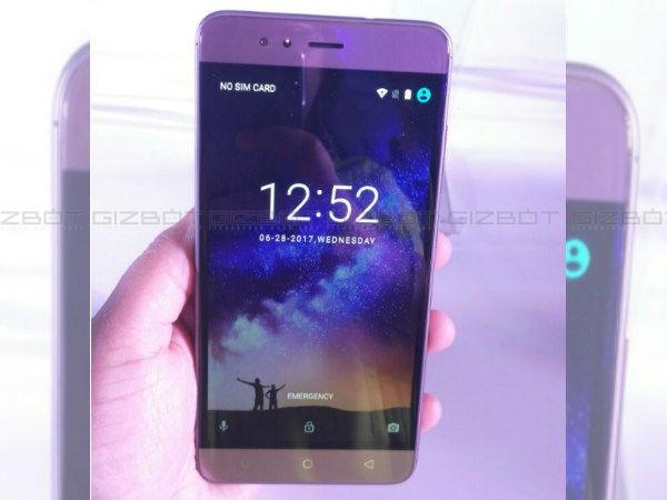 ઈન્ફોકસ ટર્બો 5 સ્માર્ટફોન લોન્ચ, કિંમત 6999 રૂપિયા