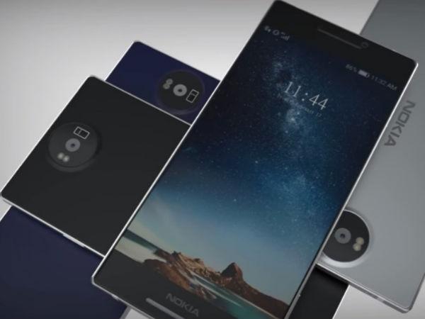નોકિયા 8 સ્માર્ટફોન 31 જુલાઇએ લોન્ચ થઇ શકે છે