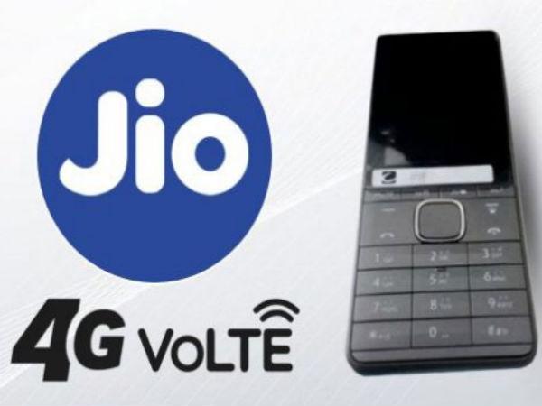 રિલાયન્સ જિયો 4જી ફીચર ફોન 150 મિલિયન યુઝરને ટાર્ગેટ કરશે