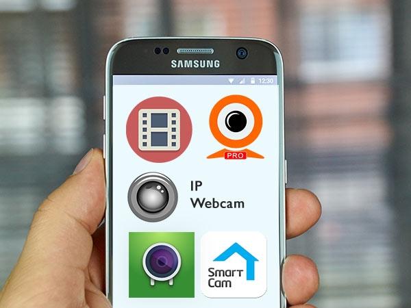 આ એપ્લિકેશનો તમારા સ્માર્ટફોનને વાયરલેસ વેબકેમમાં ફેરવી શકે છે