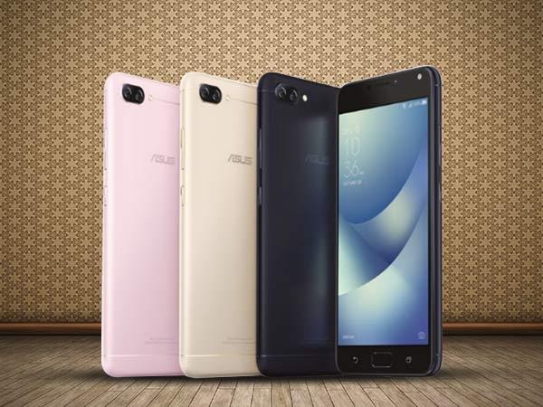 અસૂસ ઝેનફોન 4 શ્રેણીનાં સ્માર્ટફોન્સ ની ઓફિસલ જાહેરાત: છ નવા ડિવાઇસીસ