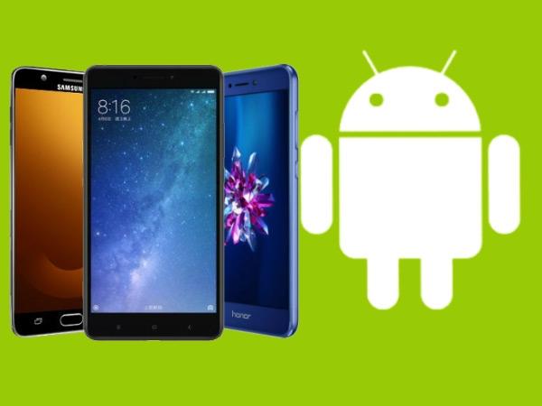 ઇન્ડિયા માં 2017 માં ખરીદવા માટેના બેસ્ટ એન્ડ્રોઇડ નોગટ સ્માર્ટફોન