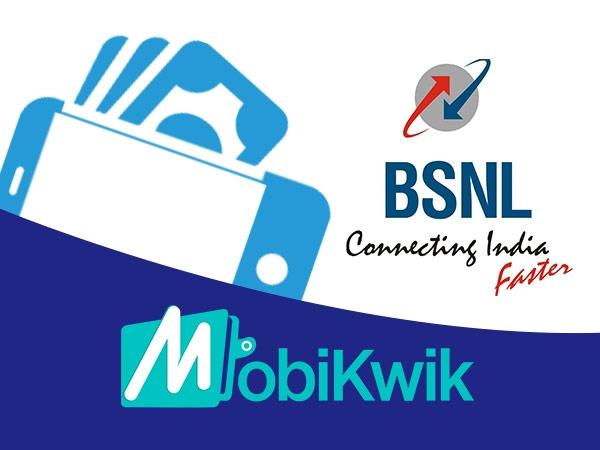 મોબીકિક સાથે BSNL એ મોબાઇલ વૉલેટ એપ લોન્ચ કરી