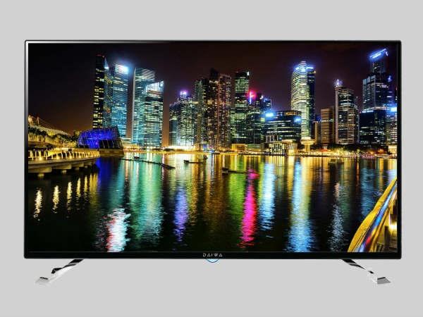 ડાઇવા એફએચડી સ્માર્ટ ટીવી એલ55 એફવીસી 5 એનએ રૂ. 41,990