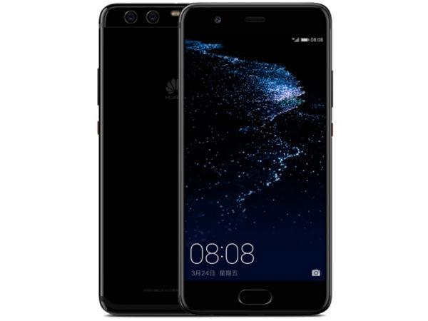 હ્યુવેઇ પી10 પ્લસ સ્માર્ટફોન ડાર્ક બ્લેક કલરમાં લોન્ચ