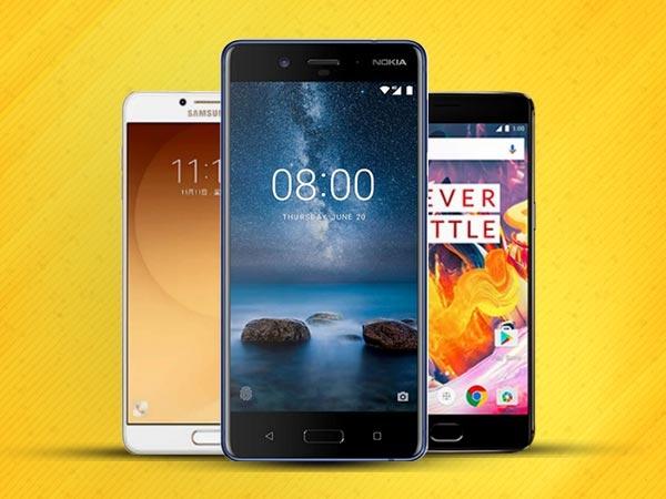 નોકિયા 8 v/s હાઇ એન્ડ એન્ડ્રોઇડ સ્માર્ટફોન 6 જીબી રેમ સાથે