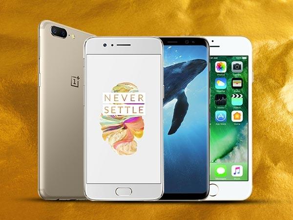 વનપ્લસ 5 સોફ્ટ ગોલ્ડ વેરિયંટ વેચાણ માટે શરૂ, બીજા સ્માર્ટફોન માટે ખતરો