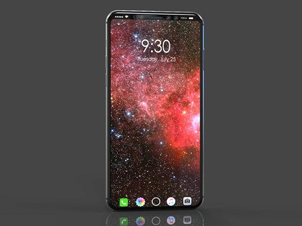 એપલ આઈફોન 8 મર્યાદિત જથ્થામાં આવશે અને ભાવ ઊંચો હશે: આશરે રૂ. 64,122