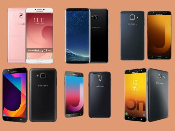 ઈએમઆઈ સાથે શ્રેષ્ઠ સેમસંગ સ્માર્ટફોન ભારતમાં ખરીદી માટે ઉપલબ્ધ