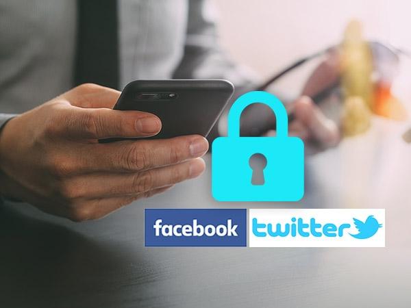 ફેસબુક અને ટ્વિટર પર તમારી ચેટ ને સુરક્ષિત કેમ કરવી તે જાણો